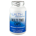 Health Products Distributors Multi Two Caps 120 caps