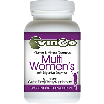 Multi Womens with Digestive Enzymes 60 tabs
