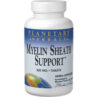 Planetary Herbals Myelin Sheath Support 180 tabs