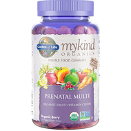 Garden Of Life Mykind Prenatal Multi-Berry 120 Gummy