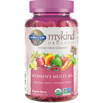 Garden Of Life Mykind Women's 40+ Multi-Berry 120 Gummy