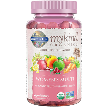 Mykind Womens Multi-Berry 120 Gummy