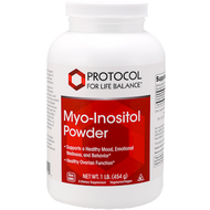 Myo-Inositol 1lb Protocol for Life Balance