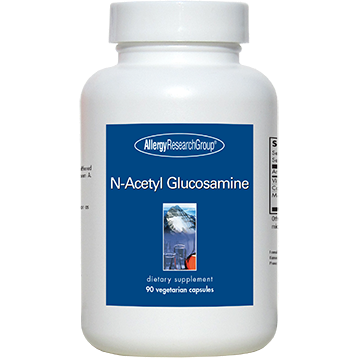 Allergy Research Group N-Acetyl Glucosamine 500 mg 90 caps