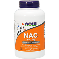 NOW Nac 600 Mg 250 Vcaps