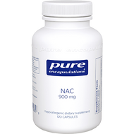 NAC 900 mg 120 vcaps Pure Encapsulations