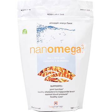 BioPharma Scientific Nanomega3 Pineapple Orange 12.7 oz
