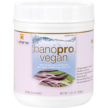 BioPharma Scientific Nanopro Vegan 1.43 lb