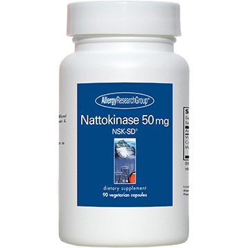Allergy Research Group Nattokinase 50 mg 90 vcaps