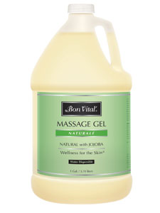 Naturale Massage Gel 1 Gal