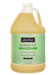 Naturale Massage Oil 1 Gal Bon Vital