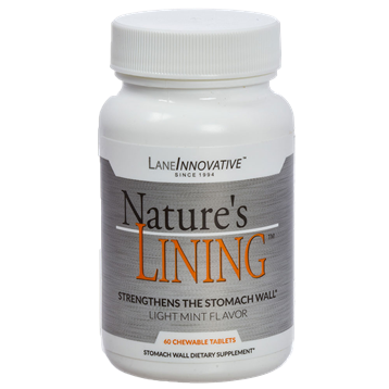 Nature's Lining 60 tabs LaneLabs