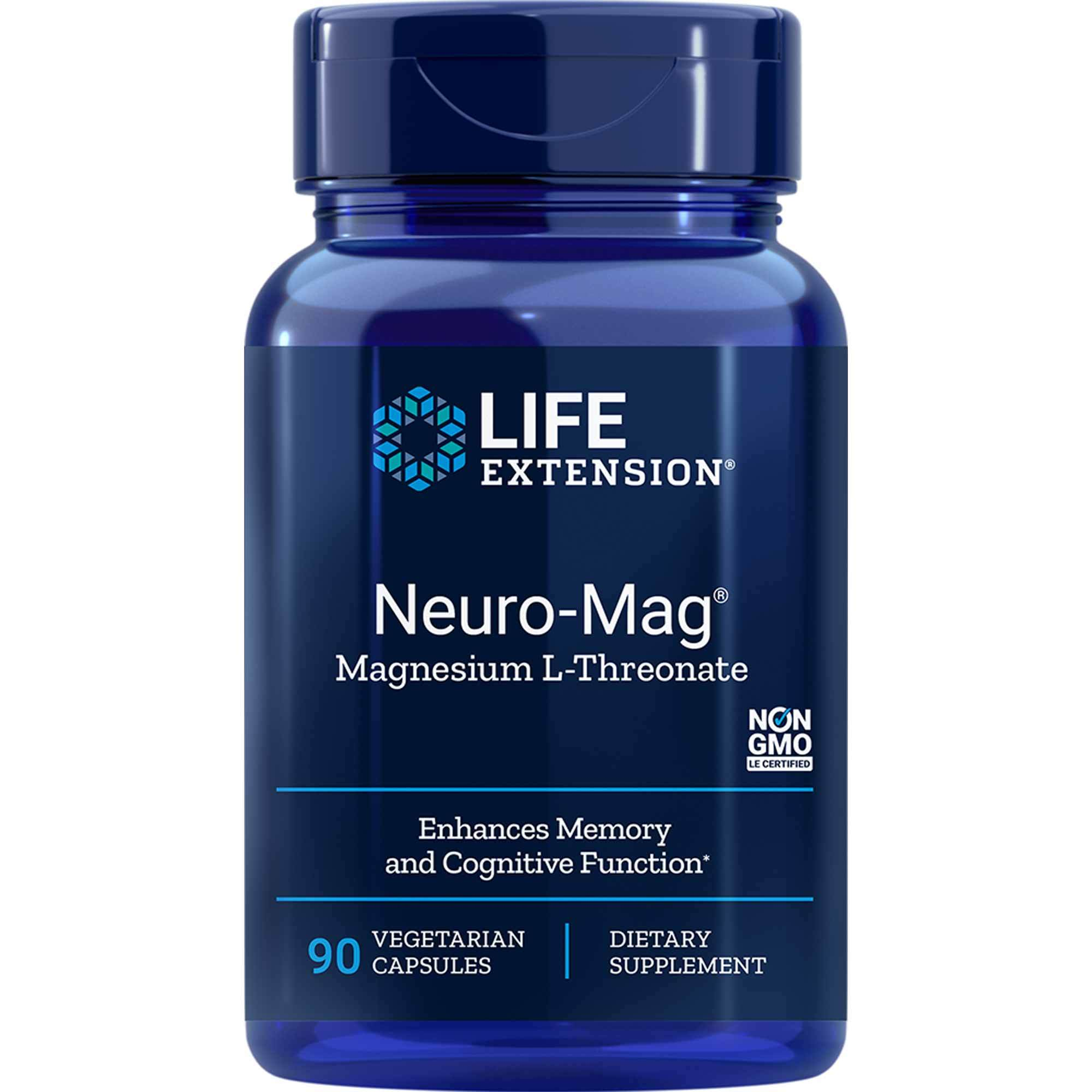 Life Extension Neuro-Mag 90 vcaps