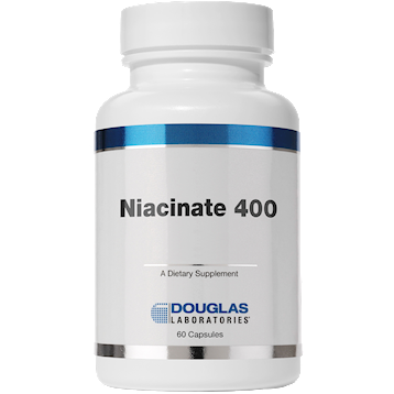 Niacinate-400 120 caps Douglas Labs