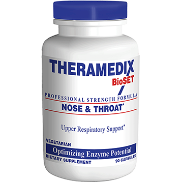 Nose Throat 90 caps Theramedix