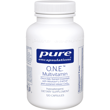 Pure Encapsulations O.N.E. Multivitamin 120 caps
