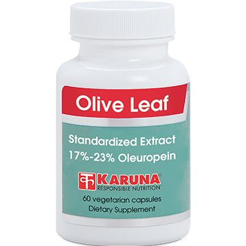 Karuna Olive Leaf Extract 60 caps