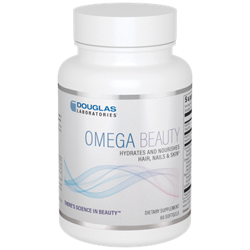 Douglas Labs Omega Beauty 60 Softgels