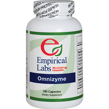 Empirical Labs Omnizyme 180 caps