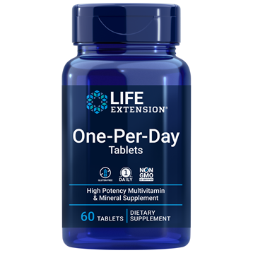 One-Per-Day Tablets 60 tablets