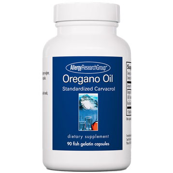 Oregano Oil 90 gelcaps	Allergy Research Group