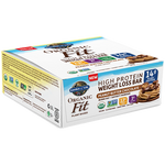 Organic Fit Bar PB Choc 12 Bars Garden of Life Sport