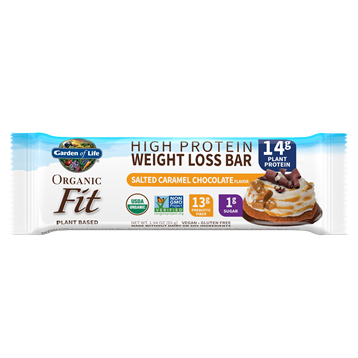 Organic Fit Bar SeaSlt Car 12 Bars Garden of Life Sport