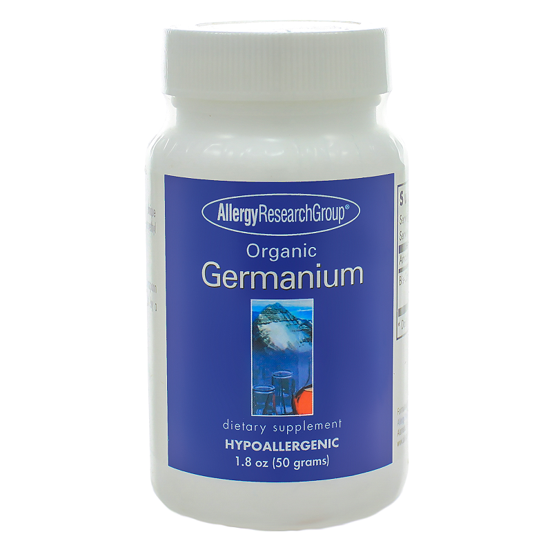 Allergy Research Group Organic Germanium Powder 50 gms