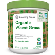 Amazing Grass Organic Wheat Grass Powder 30 servings