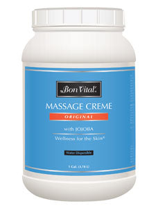 Original Massage Cream 1 Gal Bon Vital