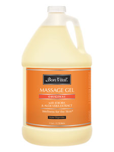Original Massage Gel 1 Gal Bon Vital