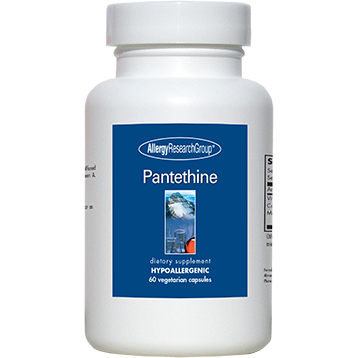 Allergy Research Group Pantethine 660 mg 60 vcaps