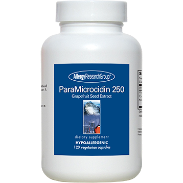 Allergy Research Group ParaMicrocidin 250 mg 120 caps