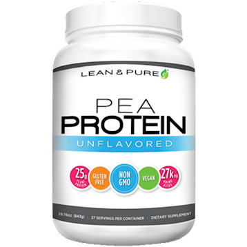Pea Protein- Unflavored 27 servings