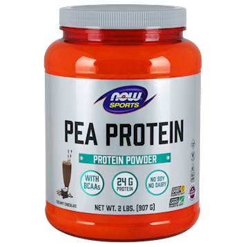 Now Foods Pea Protein Chocolate 2 lb
