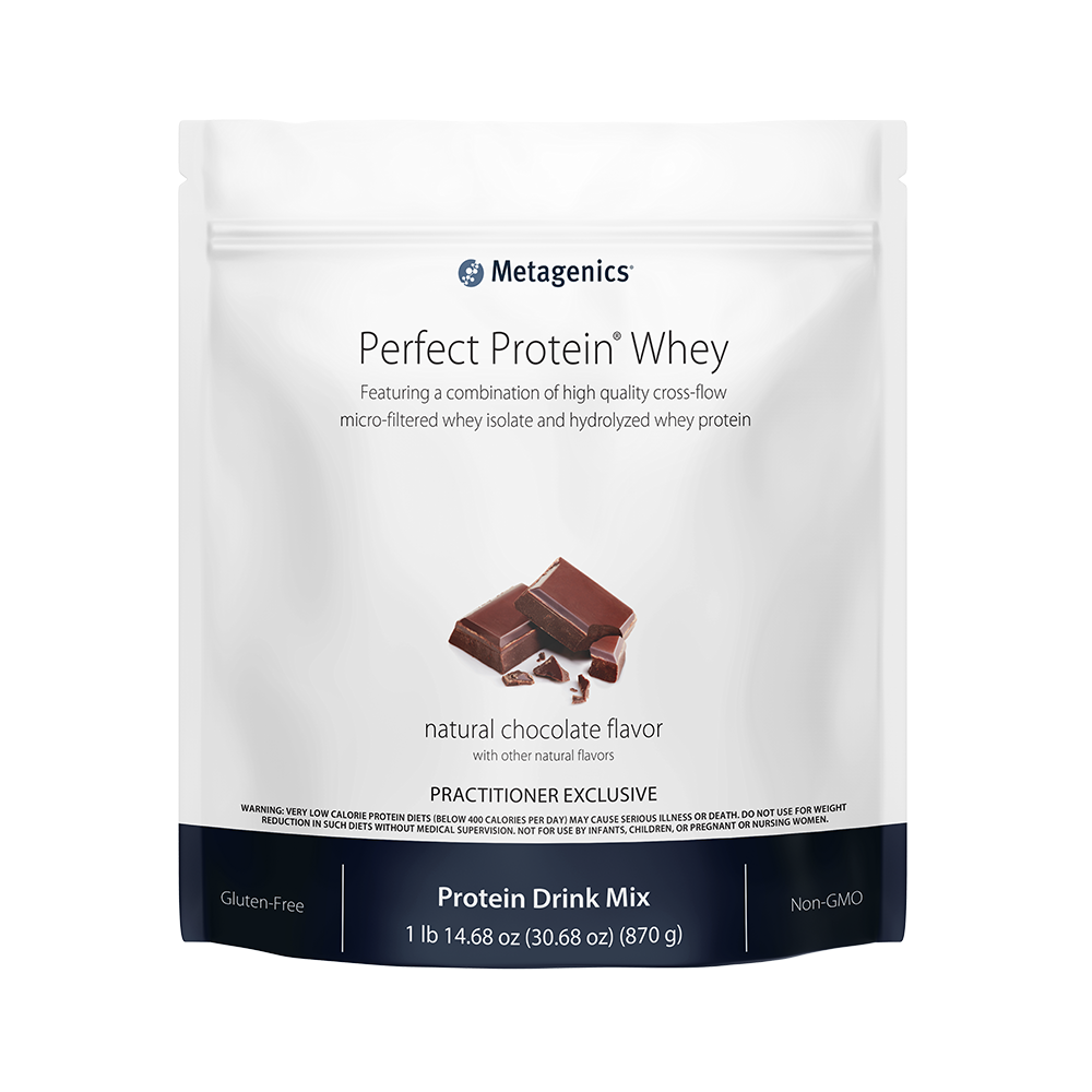 Metagenics Perfect Protein Whey Chocolate 30 servings