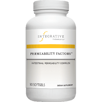 Integrative Therapeutics Permeability Factors 90 gels