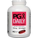 Natural Factors PGX Daily Ultra Matrix 750 mg 120 gels