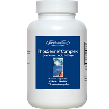 PhosSerine Complex 90 vegcaps Allergy Research Group