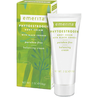 Phytoestrogen Body Cream 2 oz Emerita
