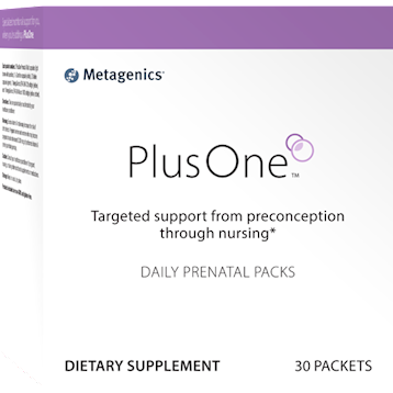 Metagenics Plus One Daily Prenatal 30 packets