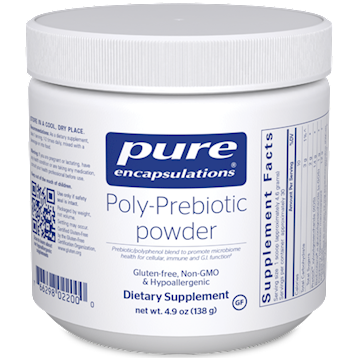 Poly-Prebiotic powder 30 servings