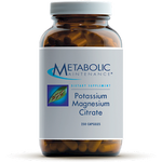 Metabolic Maintenance Potassium/Magnesium Citrate 250 caps