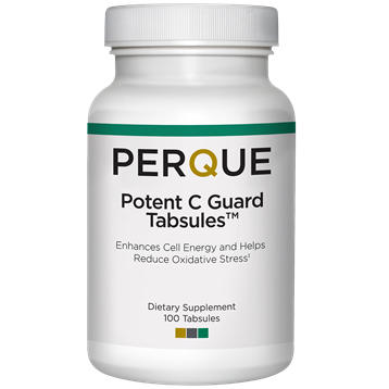 Potent C Guard 1000 mg 100 tabs Perque