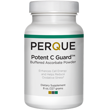 Potent C Guard Powder 8 oz Perque