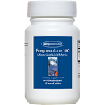 Allergy Research Group Pregnenolone 100 mg 60 tabs