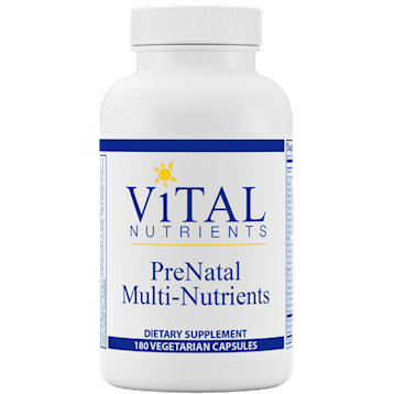 PreNatal Multi-Nutrients 180 caps