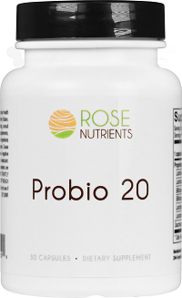 Probio 20 - 30 caps Rose Nutrients