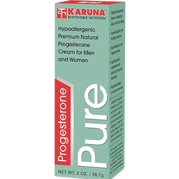 Progesterone Pure Cream 2 oz