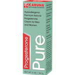 Karuna Progesterone Pure Cream 2 oz